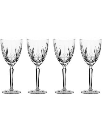 Marquis Sparkle Goblet Set of 4