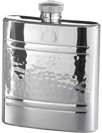Vintage Barware Hip Flask