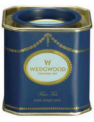 Tea Pure Darjeeling 50g Caddy