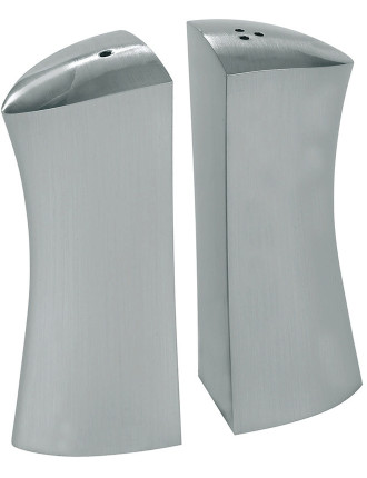 Lifestyle Capri Salt & Pepper Shakers 9cm