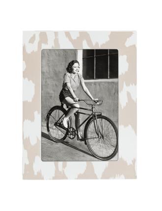 kate spade new york Garden Drive Frame 4x6 Animal