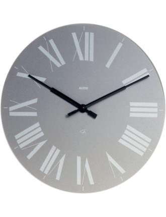 Firenze Wall Clock Grey