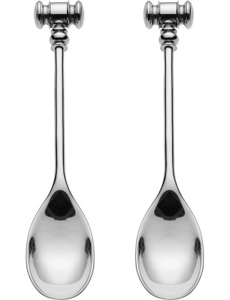 Dressed Set Of 2 Egg Openers