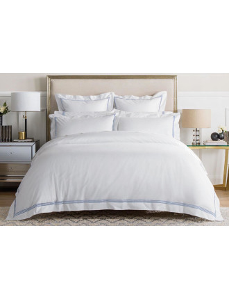 Palais Super King Tailored Quilt Cover
