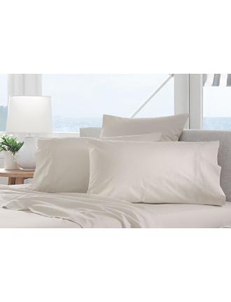 300tc Percale Standard Pillowcase