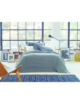Abbotson King Linen Bedcover
