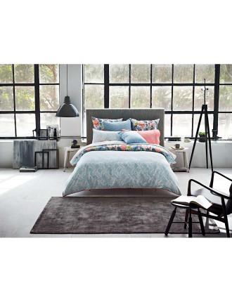 Etta  Queen Bed Quilt Cover Set