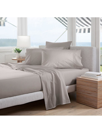 Classic Percale 300Tc Pair Standard Pillowcase
