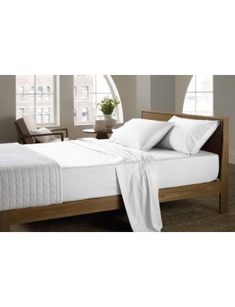 400TC SATEEN QUEEN BED SHEET SET