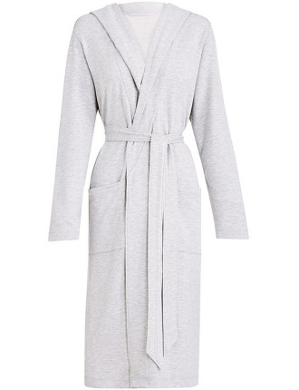 Grayce Brushed Fleece Robe XS/S