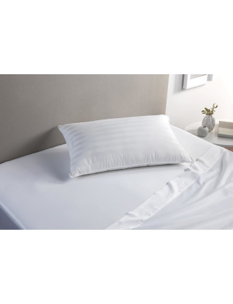 Deluxe Feather & Down Surround Standard Pillow  Medium