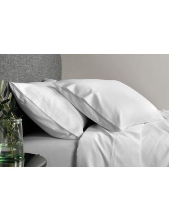 600tc Egyptian Blend Standard Pillowcase - Pair