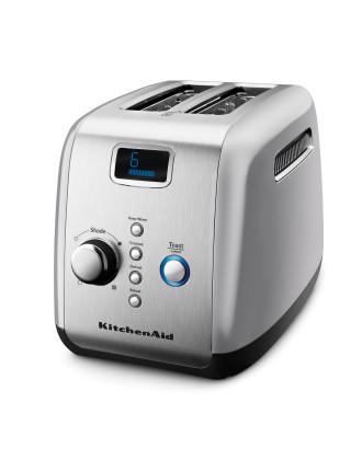 Artisan 2 Slice Toaster Silver
