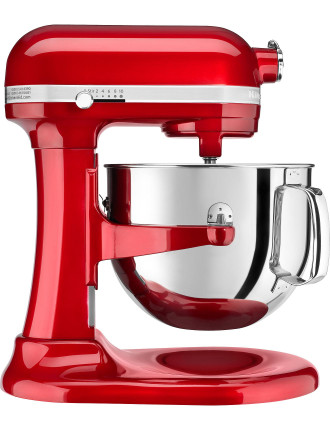 KSM7581 Candy Apple Stand Mixer - Pro Line Series