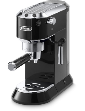 EC680BK Dedica Coffee Machine Black