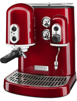 Kes2102 Espresso Machine Candy Apple Red