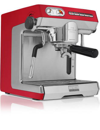 Cafe Series Espresso Machine Red