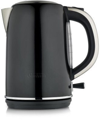 Simply Stylish Kettle Black