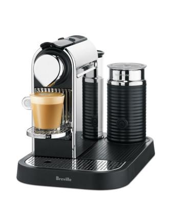 BEC600MC - Nespresso Citiz & Milk Coffee Machine Chrome