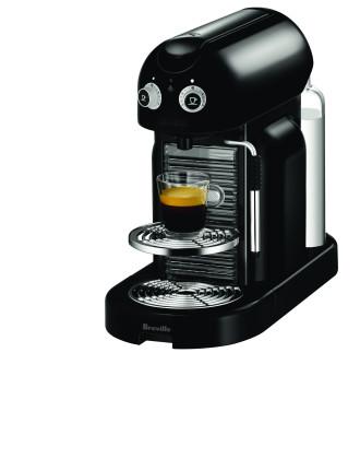 Bec800b - Nespresso Maestria Black