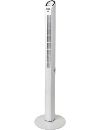 Detf115 - Slim White Tower Fan