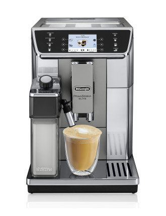 ECAM65055MS Primadonna Elite Fully Automatic Coffee Machine
