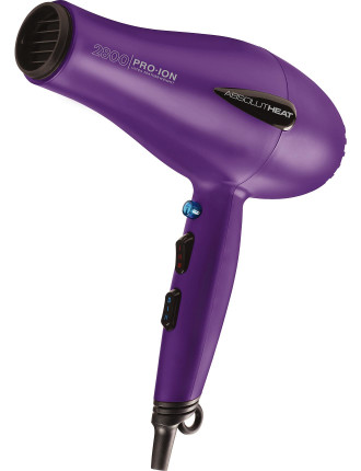 2800 Ionic Metallic Purple Dryer