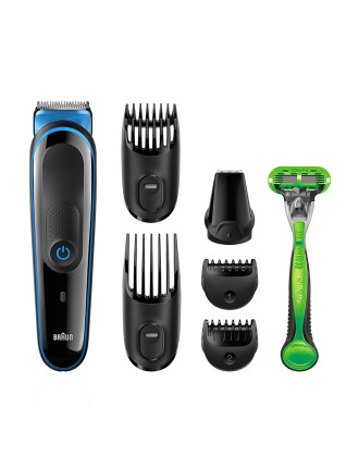 Braun3040mgk - 3040 Male Grooming Kit