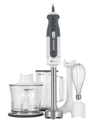 HDP406WH - Hand Blender - Variable Speed Control W. Masher