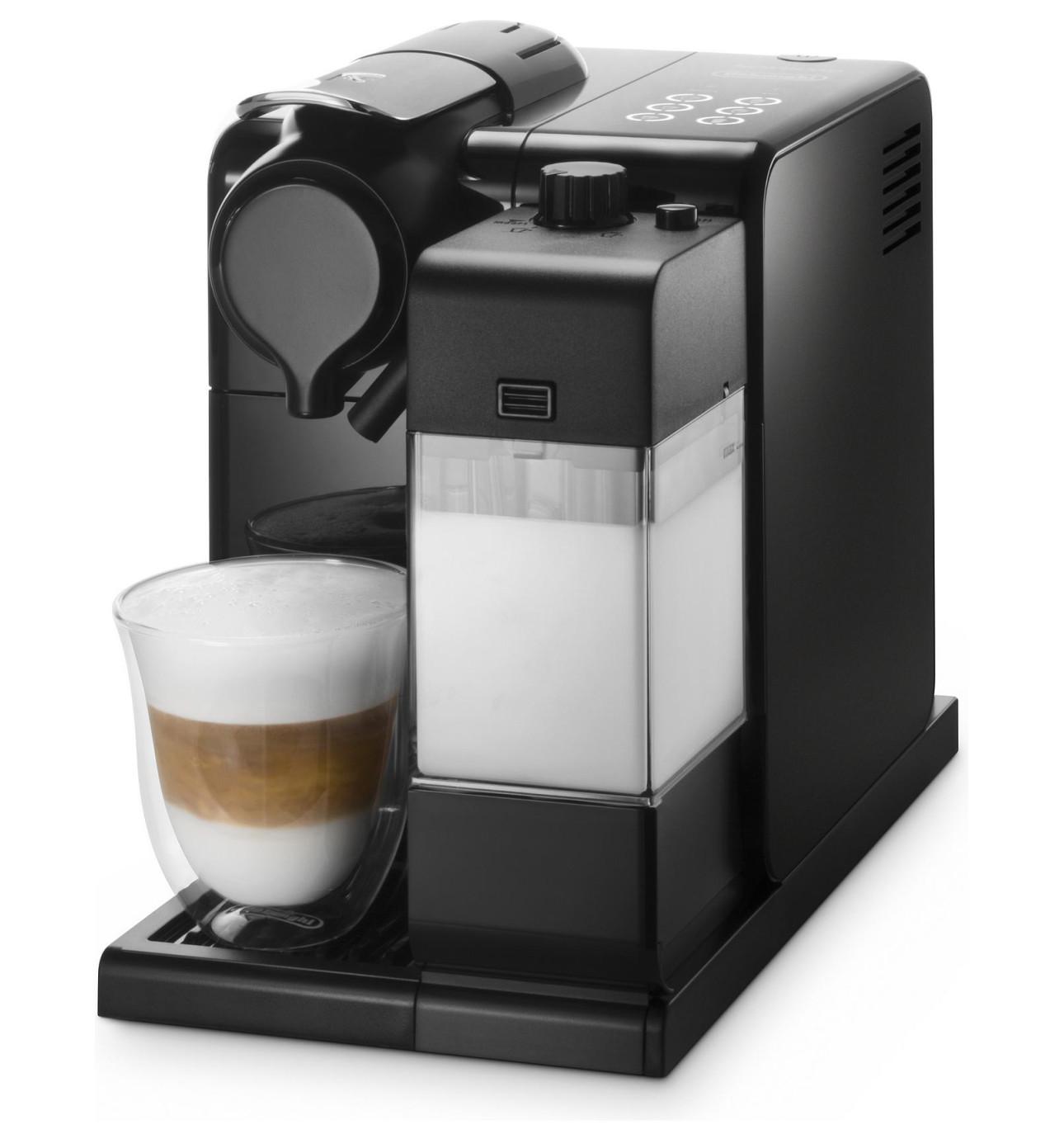 Electronic David Jones Coffee Machines nespresso coffee machines david jones en550b lattissima touch in black