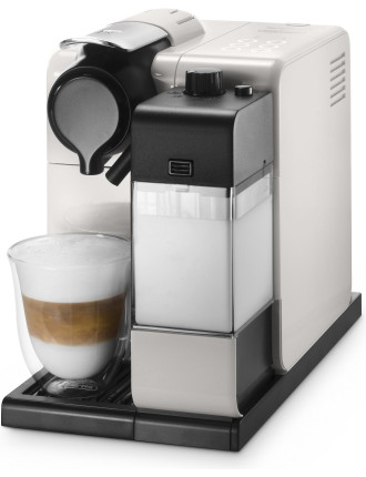 NESPRESSO EN550W - Lattissima Touch in White