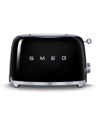 TSF01BLAU -  2 Slice Toaster Black