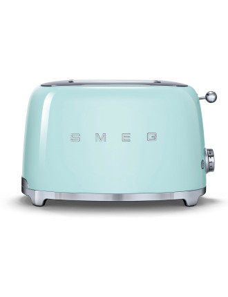 TSF01PGAU -  2 Slice Toaster Pastel Green