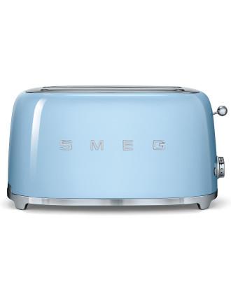TSF02PBAU -  4 Slice Toaster Pastel Blue