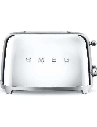 TSF02SSAU -  4 Slice Toaster Chrome