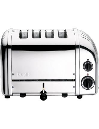 Du04png - Dualit 4 Slice Newgen Toaster Polished