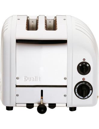 Du02wng - Dualit 2 Slice Newgen Toaster White