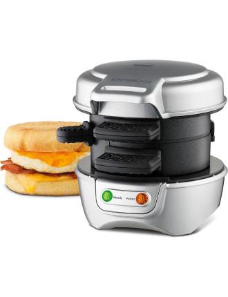 Ksm210gry - Stack & Snack Breakfast Maker