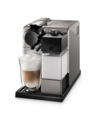 NESPRESSO EN550S Lattissima Touch in Palladium Silver