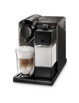 NESPRESSO EN550BM Lattissima Touch in Black Titanium