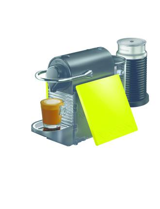 Nespresso Pixie Clips in Back & Lemon Neon