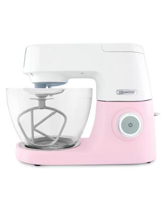 KVC5000P Chef Sense 4.6L Glass Bowl Pink