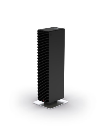 Paul Ceramic Heater Black