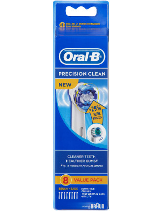 Precision Clean 8 Pack Refills