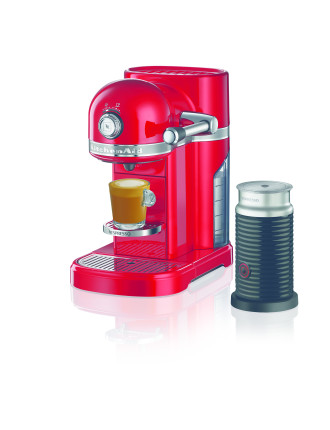 Kitchenaid Nespresso Machine Candy Apple