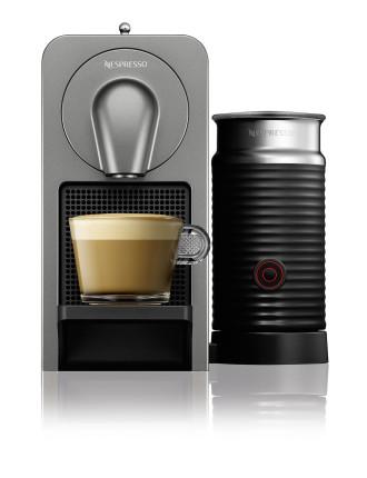 BEC500XT - Nespresso Prodigio & Milk Titan
