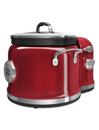 5KMC4244ACA - Multi Cooker With Stir Tower Candy Apple