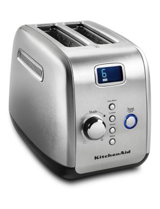 KMT223 Artisan 2 Slice Toaster Stainless Steel