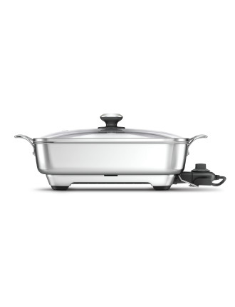 BEF560BSS The Thermal Pro Electric Frypan - Stainless