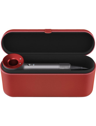 Supersonic Iron Red with Red Case